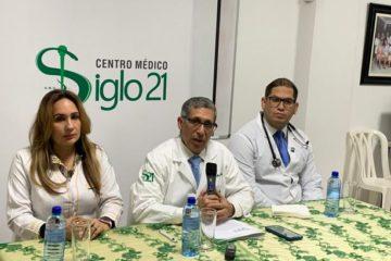 Personal médico que tuvo contacto con dominicana que vino de Italia está en cuarentena