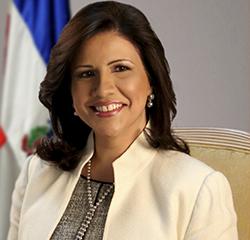 """Margarita Cedeño: """"Ahora yo no creo que haya nadie pensando en elecciones"""""""