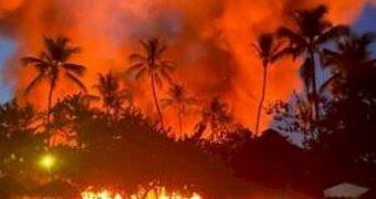 Incendio afecta instalaciones de hotel Bahía Príncipe en Samaná