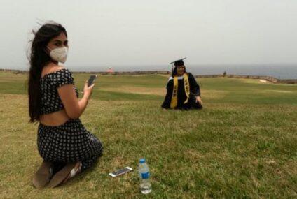 Nube de polvo del Sahara: qué complicaciones de salud puede causar y qué recomendaciones hay para protegerse
