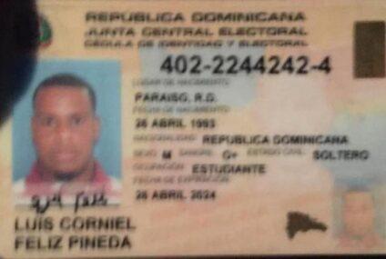 Apresan al acusado de matar a dos empleados del cabildo de La Otra Banda, en Higüey