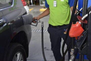 Precios de las gasolinas suben más de RD$7.00