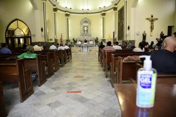 Gobierno autoriza oficiar misas por Corpus Christi