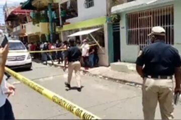 Detienen 4 miembros de la seguridad del director administrativo del Mocoso Puello por balacera en el Simón Bolívar