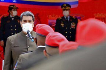Maduro pide investigación penal por «robo» de oro venezolano en Banco de Inglaterra