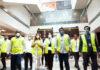 Ministro de turismo supervisa protocolos del COVID en los aeropuertos