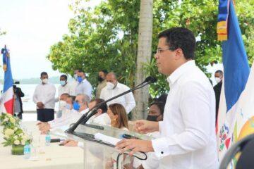 Gobierno entrega el muelle turístico de Miches, en El Seibo