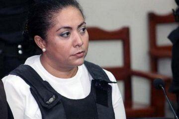 Ordenan libertad inmediata de Marlin Martínez