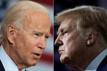 Trump-Biden: relaciones raciales, impuestos y muchos insultos