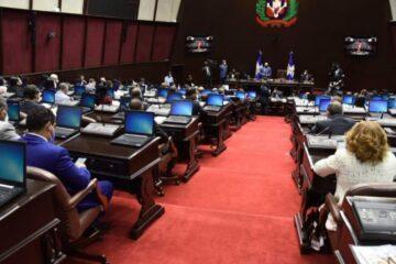 Diputados aprueban préstamos por $500 millones de dólares para atender crisis sanitaria