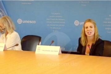Furcal no pudo participar en reunión de UNESCO por problemas de conexión