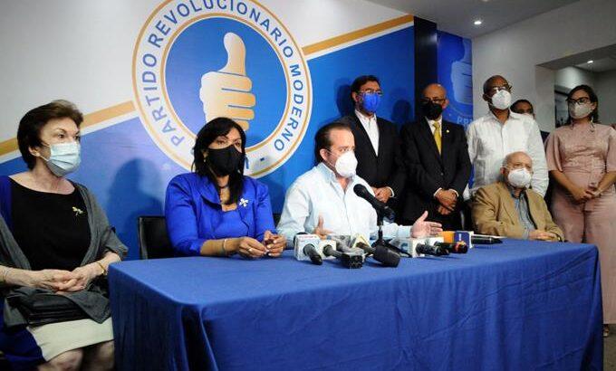 El PRM formará a sus militantes para que se integren al gobierno
