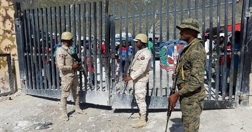 Haitianos desarman soldado y matan niño en Vallejuelo