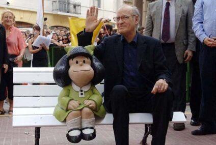 Homenaje a Quino: las mejores (y memorables) 20 frases de Mafalda