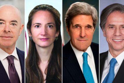 Quiénes son los ocho primeros nominados para el gabinete de Joe Biden