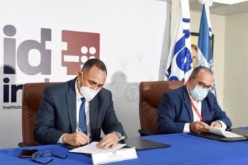 Indotel y SIUBEN firman acuerdo sobre intercambio de datos para realización de banda ancha